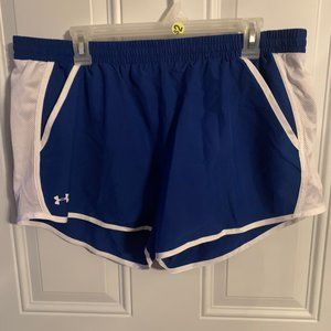 Women's Under Armour Running Shorts Size XL BNWT
